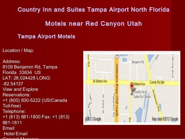 Country Inn Amp Suites Tampa Airport North Fl