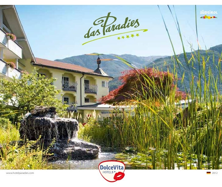 www.hotelparadies.com   2012