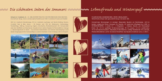 Anreise mit dem Auto: • Kempten-Reutte-Fernpaß-Imst-Landeck-Nauders • Lindau/Feldkirch-Arlberg Tunnel-Landeck-Nauders • Wi...