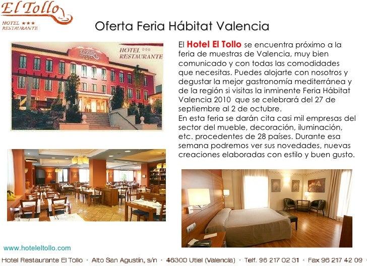 HOTEL 2 - Feria Hábitat Valencia