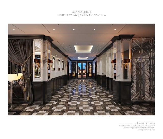 Vs Hotel: CONCEPTUAL INTERIOR DESIGN