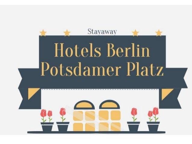 Gunstige Hotels Potsdam