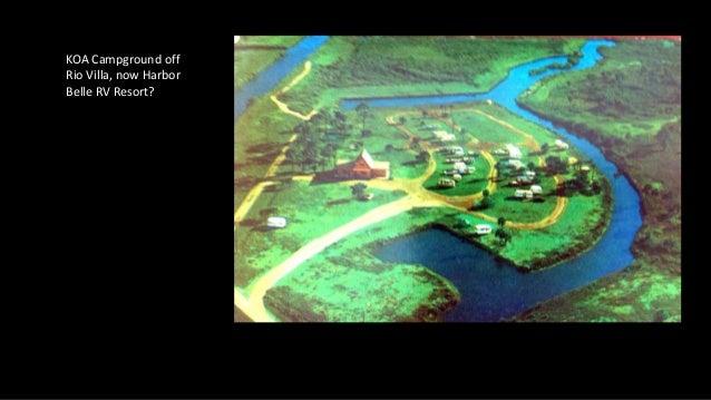 Charlotte Harbor Bridge Barron Collier Bridge The changing face of Punta Gorda Howard Johnson'sHoliday Inn This aerial vie...
