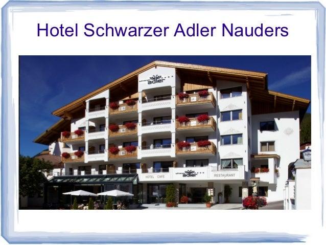 Hotel Schwarzer Adler Nauders