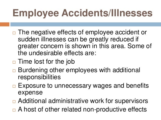 the producers to be followed if an accident or sudden illness should occur The emergency procedure is a plan of actions  estimating how likely it is for an emergency event to occur and  the emergency procedure should provide an.