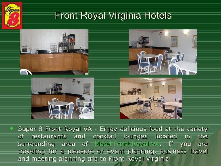 front royal va hotels