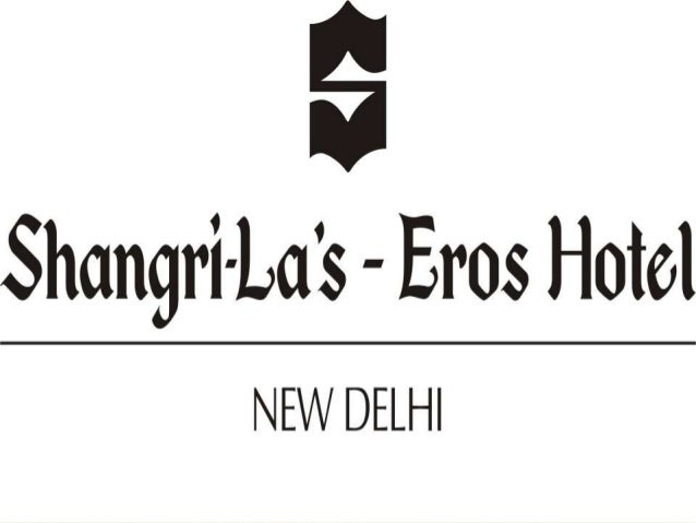 INTRODUCTION Shangri-La is a beacon of luxury situated in the heart of the capital city New Delhi. One staying in this lux...