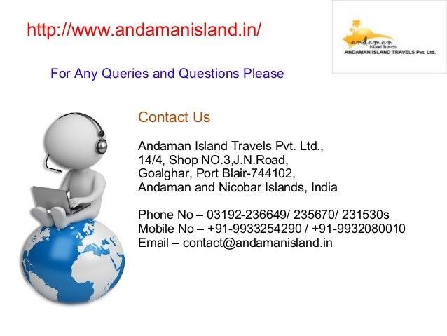 Andaman World Travels Pvt Ltd
