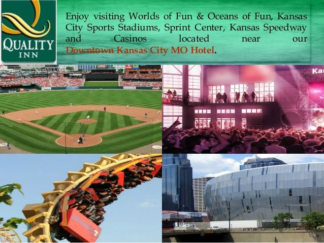 Quality Inn & Suites Worlds of Fun South Kansas City Slide 2