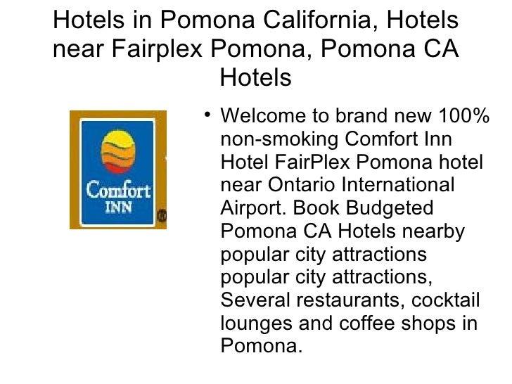 Hotels Near Pomona Ca