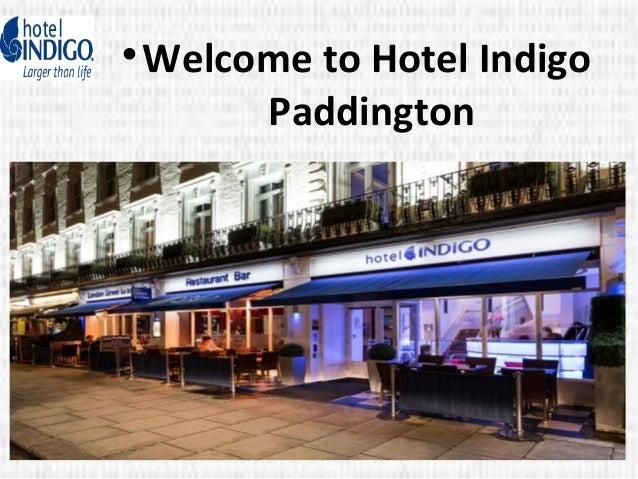 Boutique Hotels Near Paddington Station London