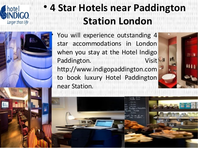 Star Hotels Near Paddington Station
