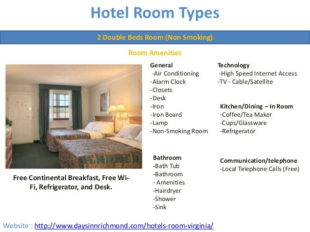 Double Room Hotels Richmond Va