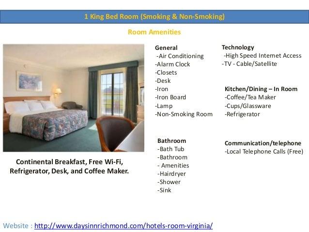 Double Room Hotels Richmond Va