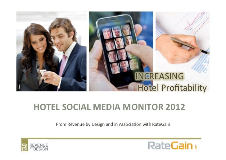 INCREASING                                                           Hotel Profitability HOTEL SOCIAL MEDIA M...