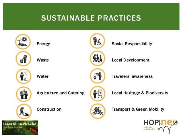 Hotel Sustainable Practices Of Laguna Del Lagarto Costa Rica