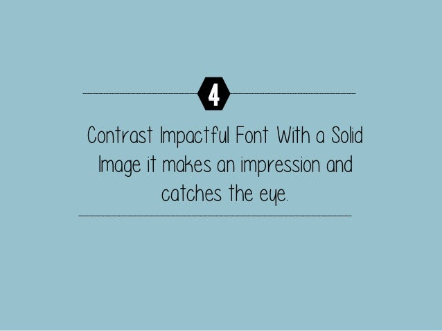This is SO important. Either get permission, use Creative Commons licensed images or use your own shots. At last Don't inf...