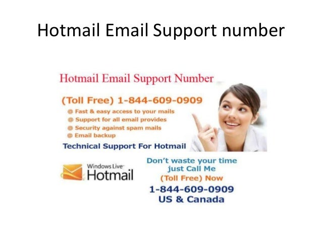 hotmail support email
