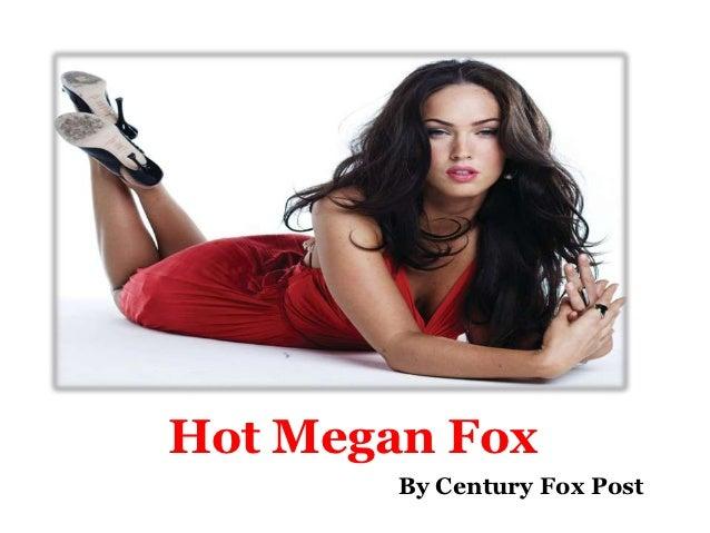 Hot Megan Fox        By Century Fox Post