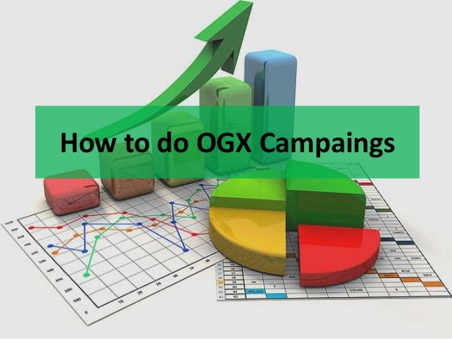 How to do OGX Campaings