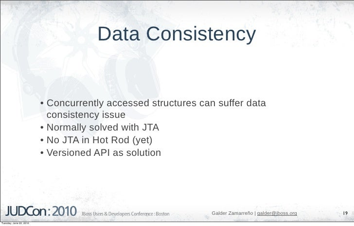 Data Consistency                            • Concurrently accessed structures can suffer data                            ...