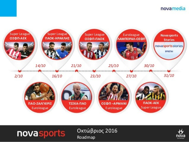 Hot Sports Program October 2016 Slide 2