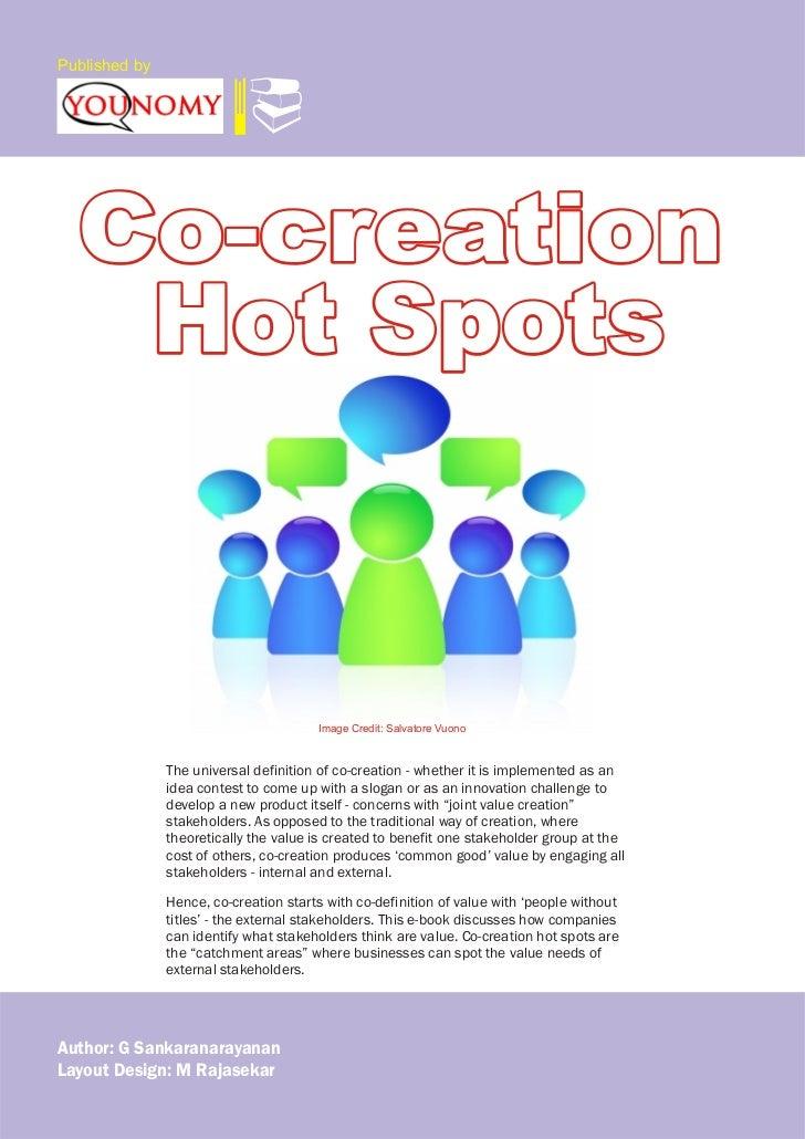 Co-creation Hot Spots