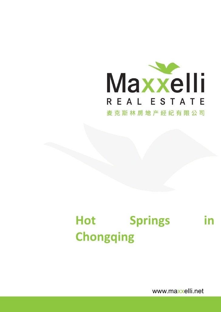 Hot     Springs                in Chongqing               www.maxxelli.net