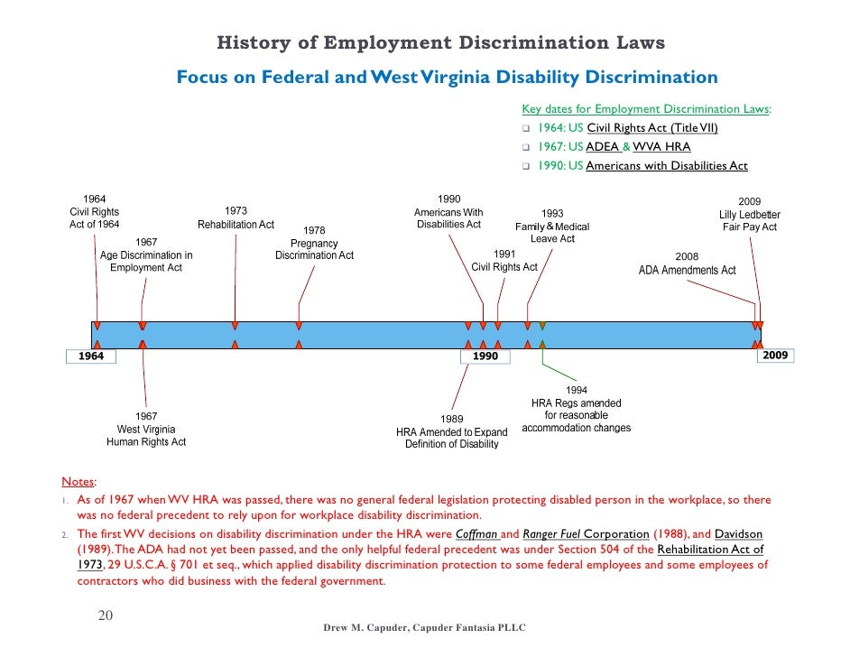 a report on age discrimination in employment act of 1967 A 1974 amendment to the age discrimination in employment act (adea) of 1967 that abrogated the general immunity of states under the eleventh amendment to lawsuits by individuals to permit such actions against states and state agencies that violated the statute the original adea was a federal.