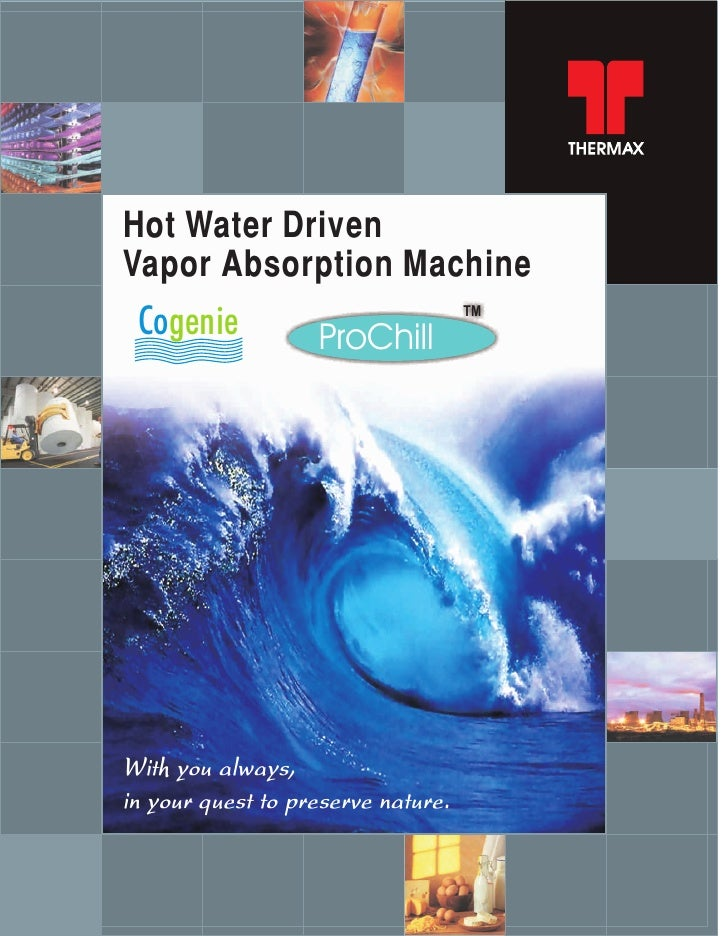 Hotwater drivenabsorptionchillers