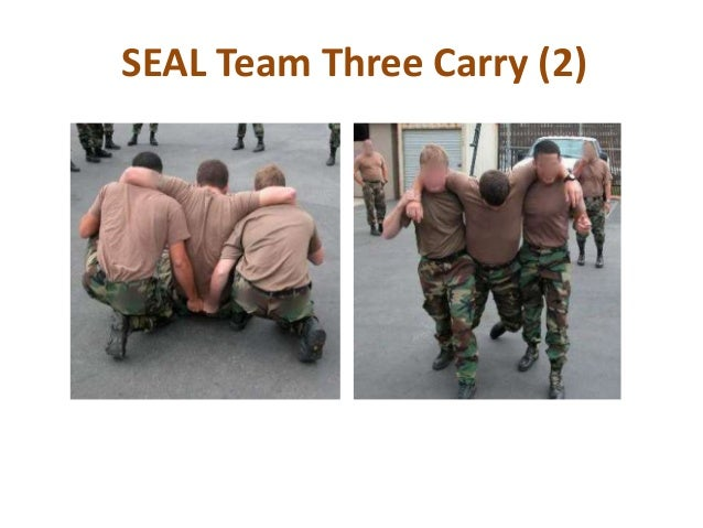 SEAL Team 3 carry