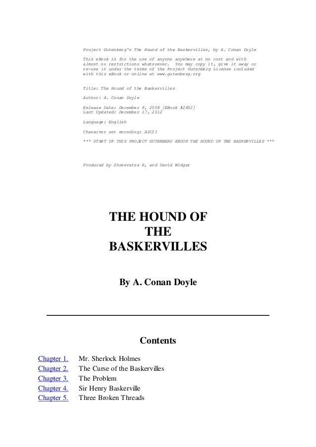 the hound of the baskervilles essay the hound of the baskervilles by conan doyle penguin abebooks essay questions the hound of the