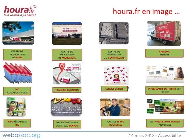 Accessibilité numérique : témoignage Houra Slide 3
