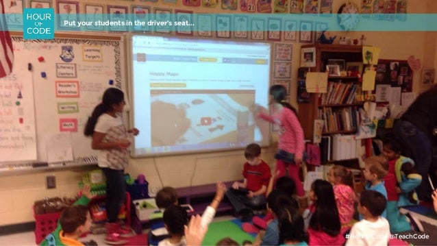 Hour of Code: Best Practices for Successful Educators