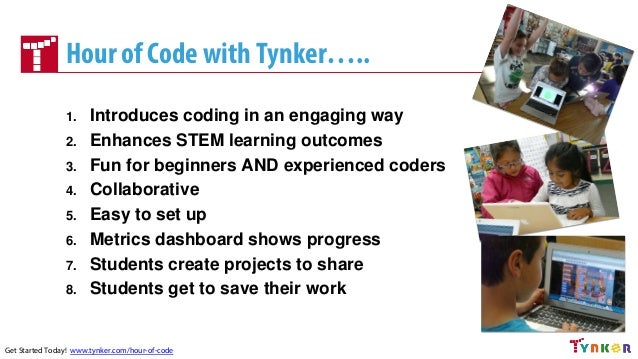 Plan an Hour of Code
