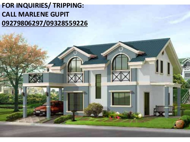 FOR INQUIRIES/ TRIPPING: CALL MARLENE GUPIT 09279806297/09328559226