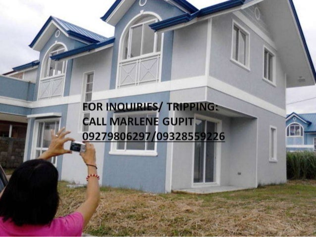 House and lot single detached ready for occupancy complete type near at lyceum university