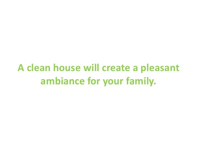 House Cleaning Services in Jensen Beach FL - A Cleaner House Can Make…