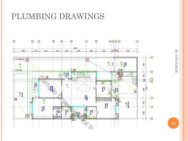 Designing plumbing for house Home photo style – Residential Plumbing Plan