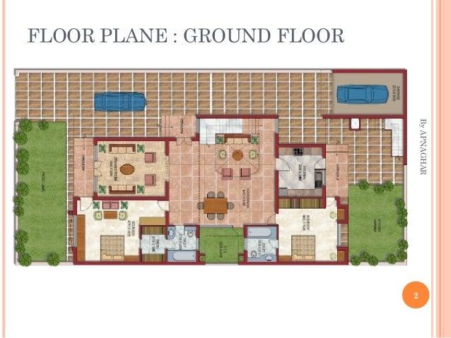 HOUSE DESIGN : SAMPLE DRAWINGS Slide 2