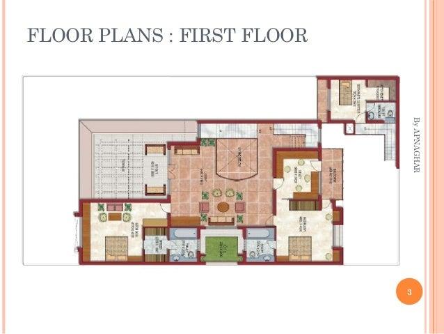 HOUSE DESIGN : SAMPLE DRAWINGS Slide 3