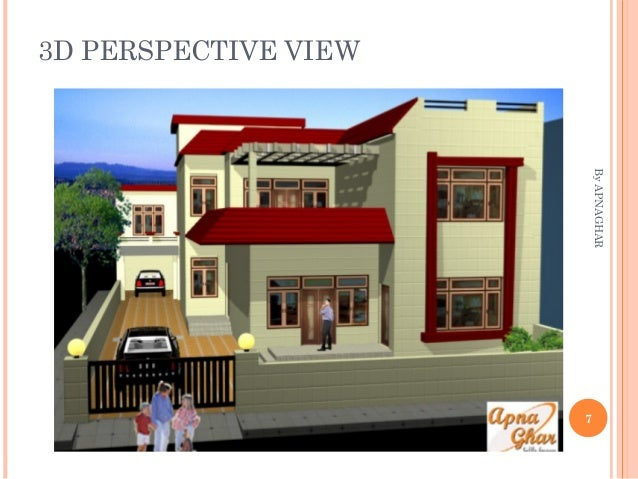 3d perspective view 7 byapnaghar