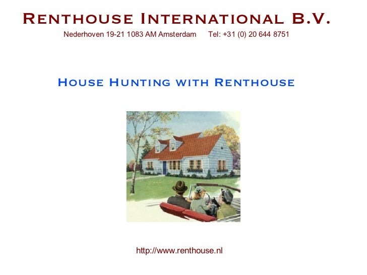 House Hunting with Renthouse