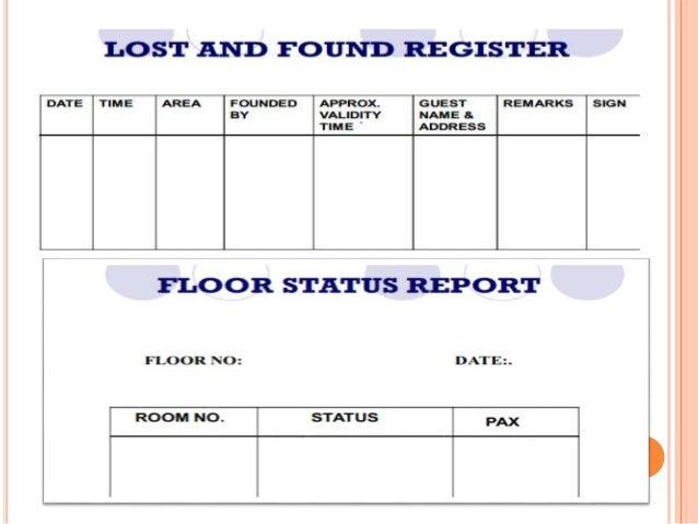 Emergency Room Register Book