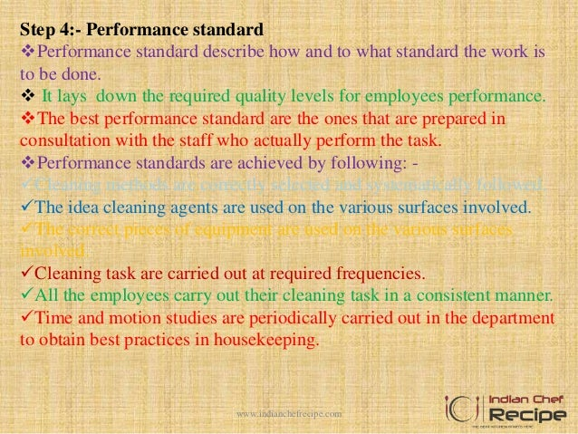 changing trends in housekeeping ppt