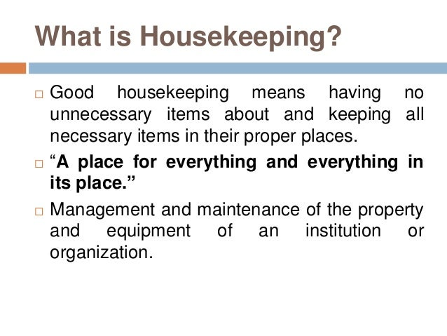 house keeping essay Read the ielts houses and apartments essay some people prefer to live in a house, while others think that there are more advantages living in an apartment.