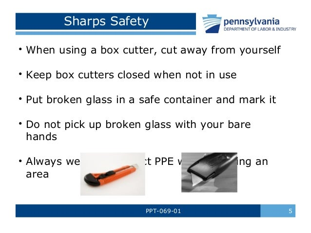 Housekeeping Safety by Pennsylvania Department of Labor