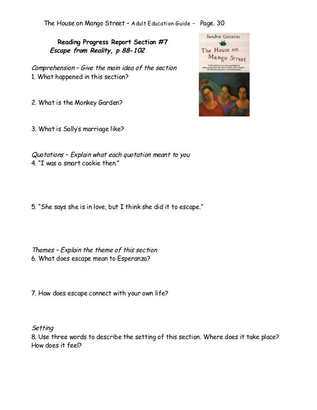 an introduction to the monkey garden by esperanza We hope the following introduction, discussion questions, suggested reading list,  and  can esperanza ever recover what she lost in the monkey garden.