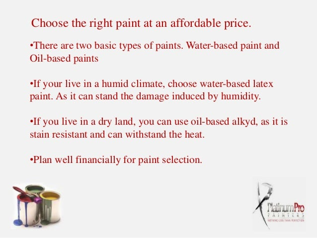 5 useful house painting tips