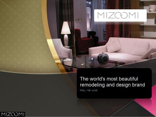 Mizoomi offer bespoke domestic interior design services in Belgravia including interior design concepts. We serve interior...